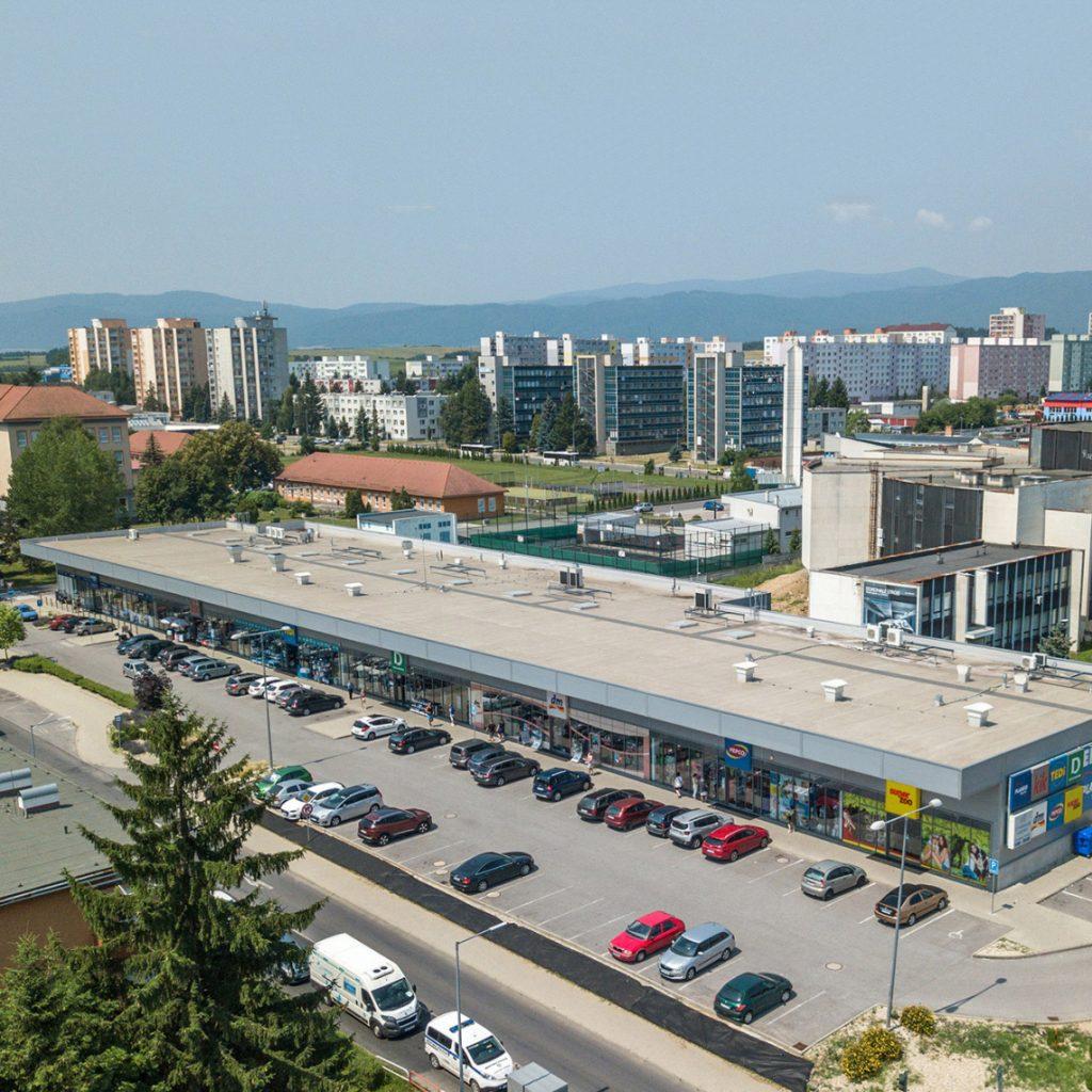Shopping Park Žiar nad Hronom
