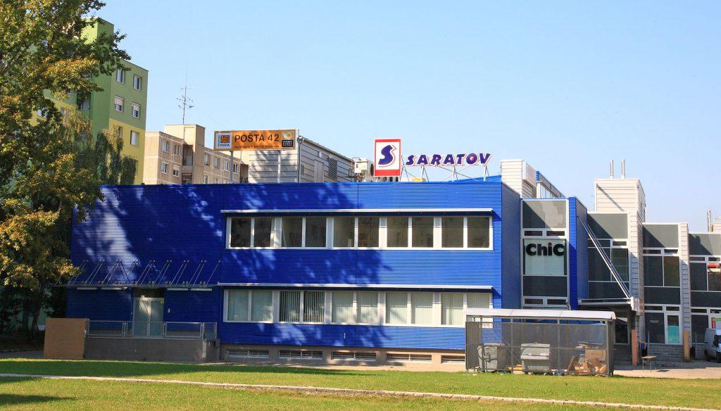 Obchodné centrum Saratov